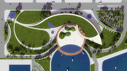 Design urbano por Lindsay Brown
