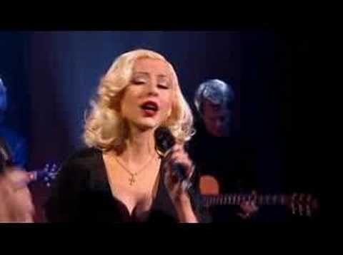 Andrea Bocelli and Christina Aguilera ~ Somos Novios