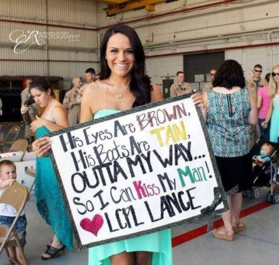 best 25+ military homecoming signs ideas on pinterest | homecoming