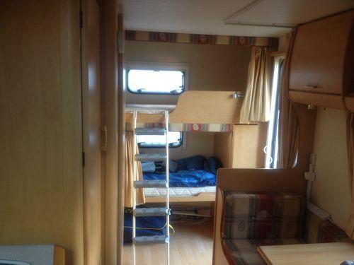 2005 Bailey Pageant touring caravan for sale