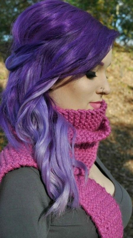 17 Best Ideas About Purple Hair Colors On Pinterest  Plum Purple Hair Purpl