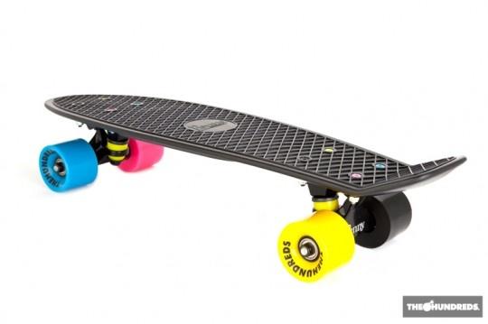 The Hundreds x Penny Skateboards