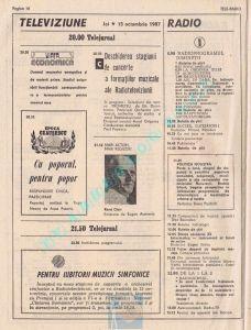 1987-42 11-17 octombrie 1987 – Arheologie Tv 7.0