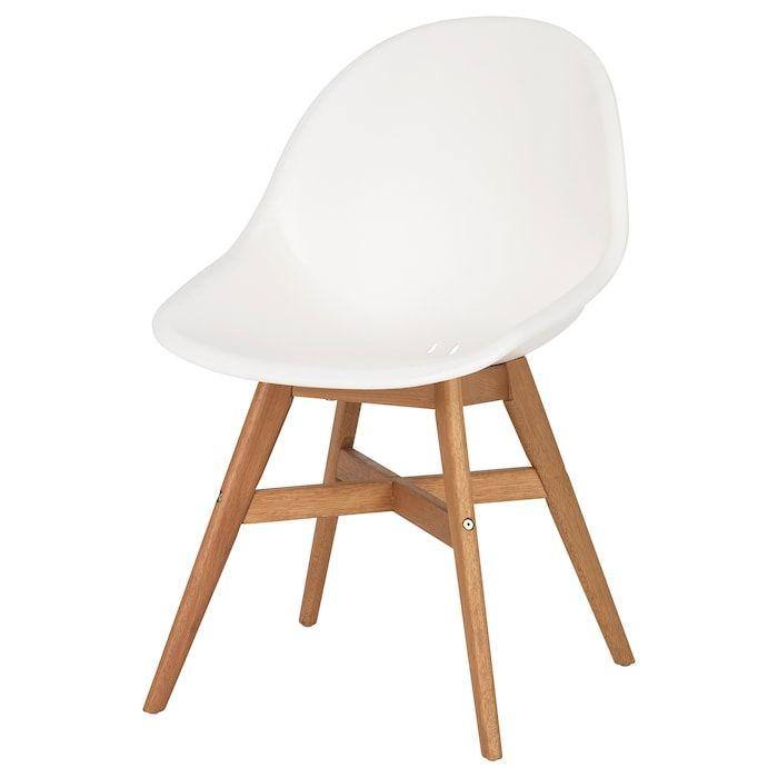 Fanbyn Stuhl Weiss Ikea Deutschland Weisse Stuhle Stuhle