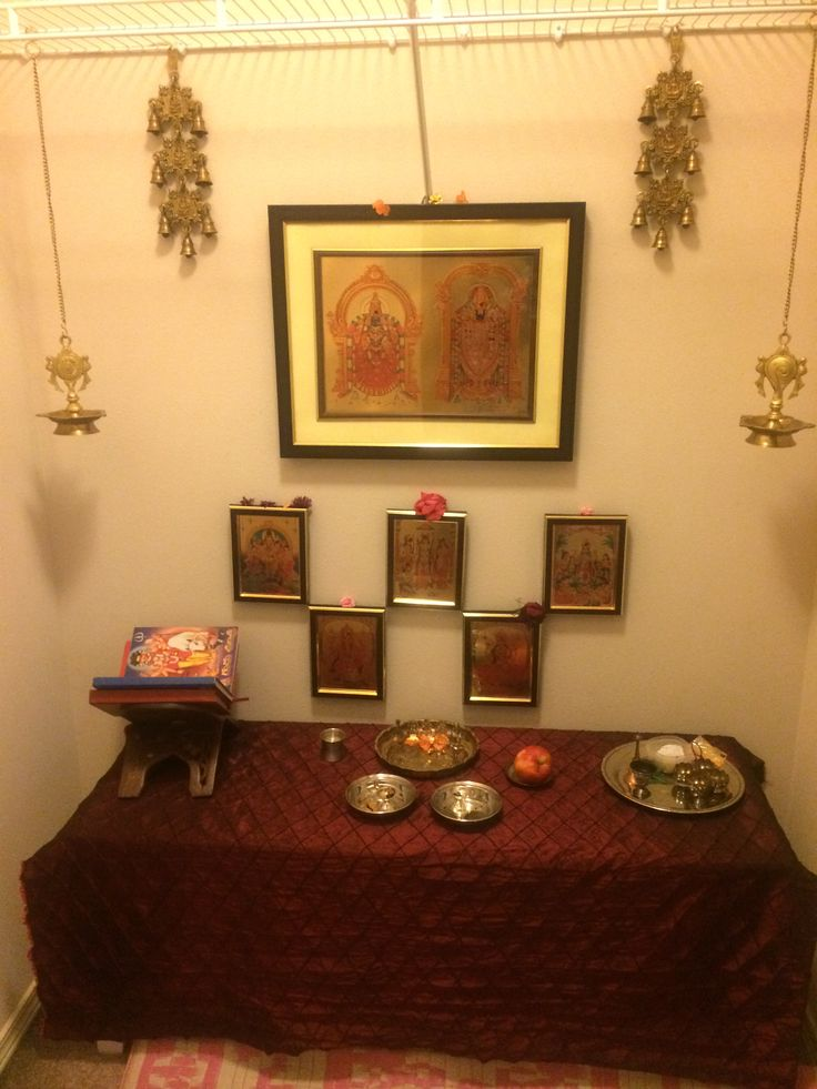 233 Best Pooja And Festival Decor Images On Pinterest Puja Room Indian Interiors And Hindus