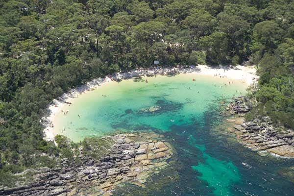 Currarong beach, NSW