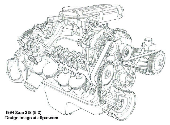 1997 dodge 318 engine diagram 1997 wiring diagrams