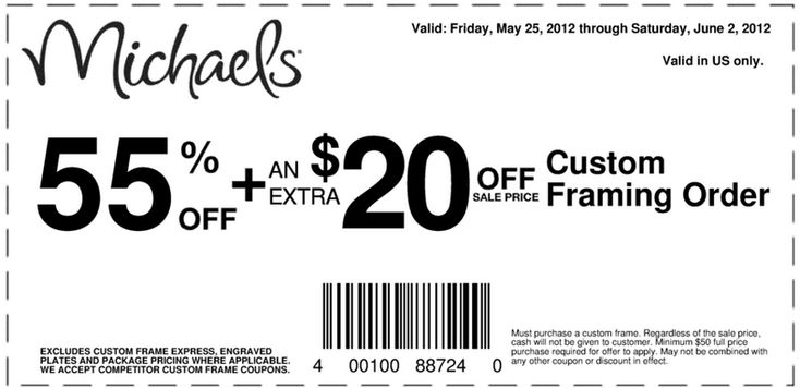 in store only print or show this coupon in michaels store and get 25 off your total regular priced purchase stickers custom framing art supplies - Michaels Framing Coupon