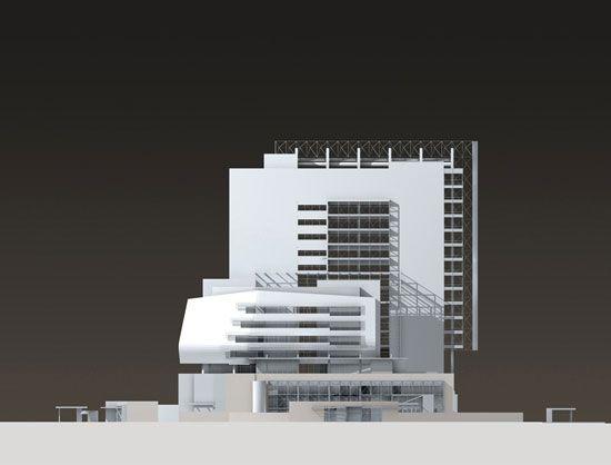 richard meier architects: US embassy london