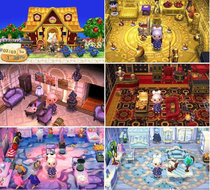 Animal Crossing New Leaf Adding Rooms