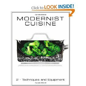 Modernist cuisine the art and science of cooking art for Art cuisine cookware