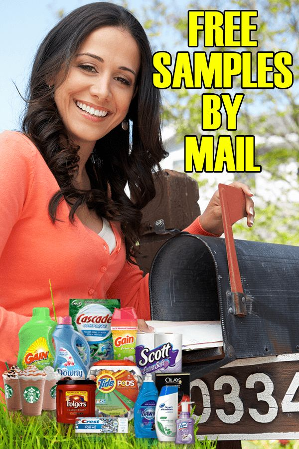 Easy To Get Free Samples By Mail For Canada. Browse & Request Yours Today.