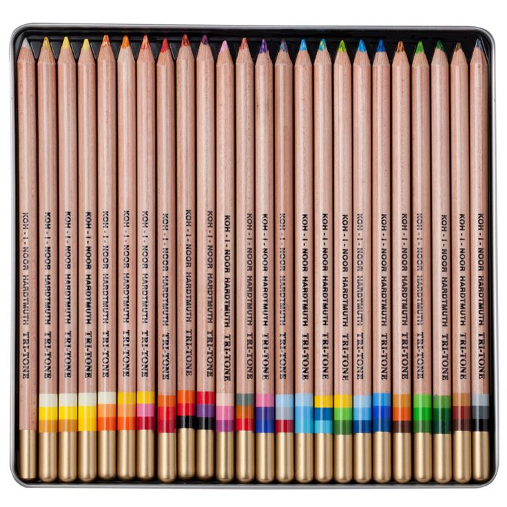 Coloring Pencils Deluxe Anti Break Adults