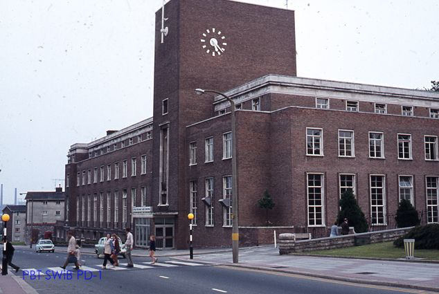 Naafi Centre, Notte Street, Plymouth, Devon
