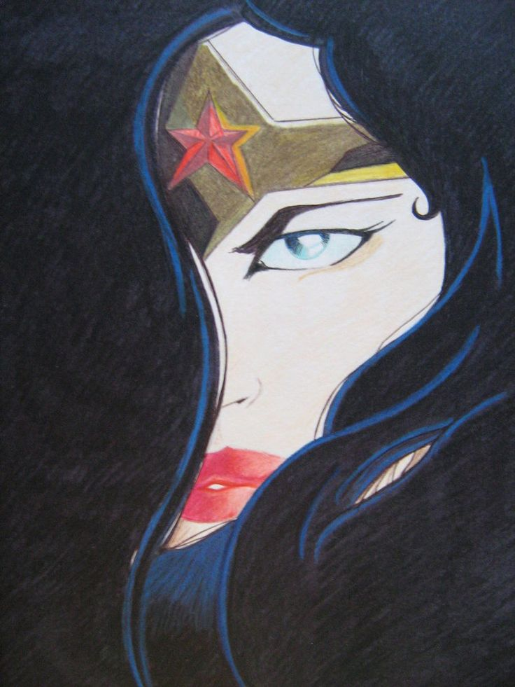 WONDER WOMAN by ~ARTIEFISHEL79 on deviantART