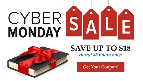 23 best alibris coupons images on pinterest book books and coupon its cyber monday and weve got savings for you 4 off 30 fandeluxe Images