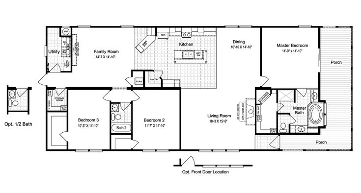 Palm Harbor Texas Floor Plans: 340 Best Images About The Best Of Palm Harbor Homes On