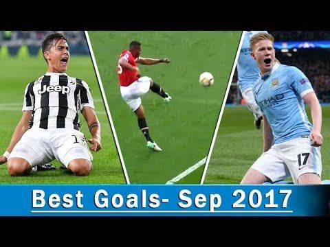 Best football goals of 2017 Pure Skill - Buzz around the web