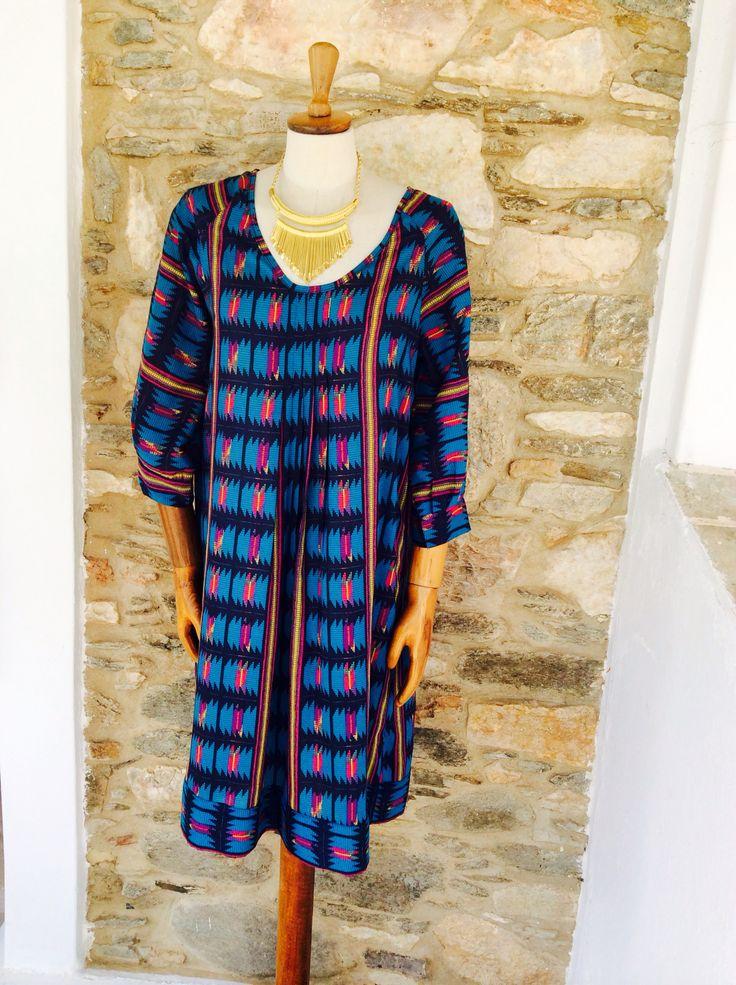 Boho Queens dress  Nota's shop  Antiparos