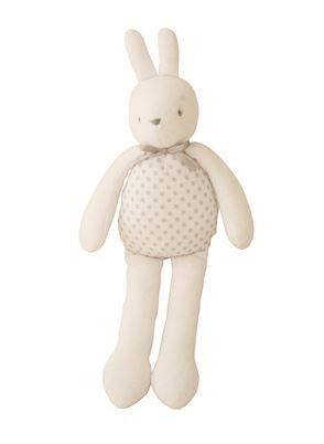 Bunny Musical Toy - just pull his cord to play a soothing tune