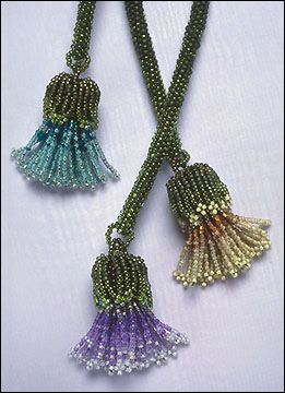 Monet Garden Flower Dangles - Kit 1