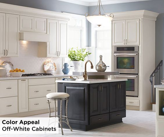Off White Kitchen Cabinets Images: 15 Must-see Off White Kitchen Cabinets Pins