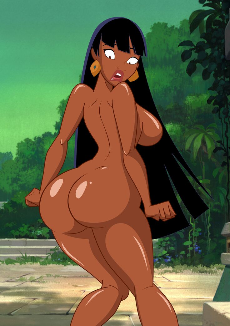 Naked chel road to el dorado, arty naked women