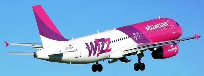Wizz Air, the largest low cost airline in Central and Eastern Europe celebrates its 10th Birthday at London Luton where it all began. In 2004, it was the first time when Wizz Air flight was first departed from Katowice to London Luton.