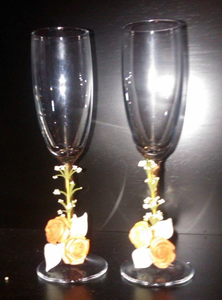 26 best images about copas decoradas on pinterest for Copas de champagne