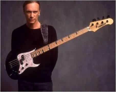 The incomparable Billy Sheehan. Bass. Talas, David Lee Roth, Mr. Big, Tony MacAlpine. Improves everything he touches.