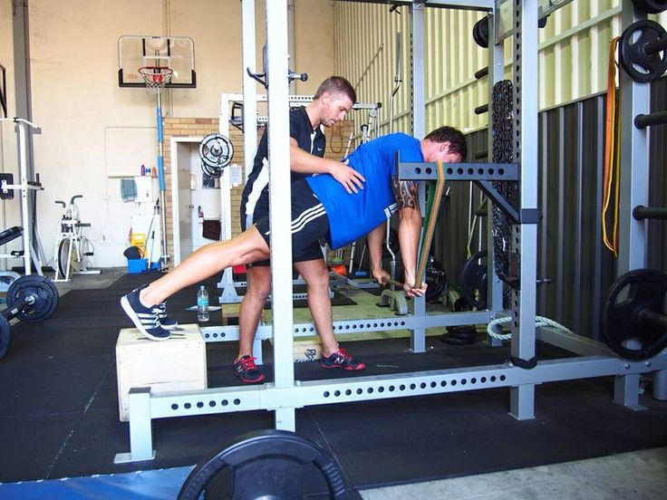 Power Rack Push-up. A challenge? Yes in so many ways.