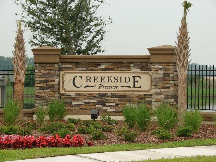 Creekside outdoor decor florida preserves