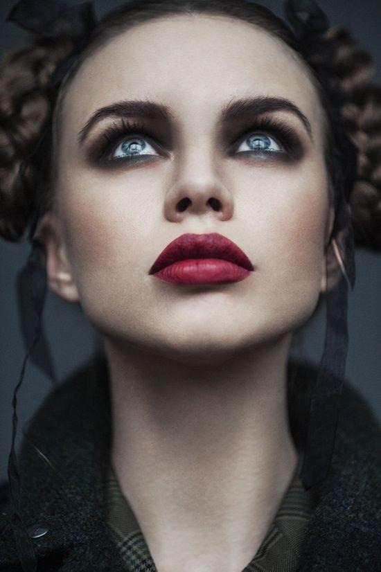 make-up-is-an-art:    1byAlena Nikiforova