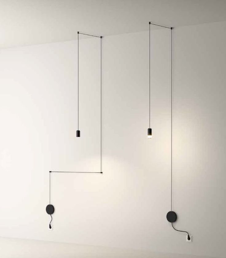 Vibia Wireflow by Arik Levy