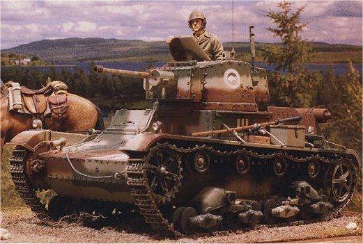 Polski czołg 7-TP
