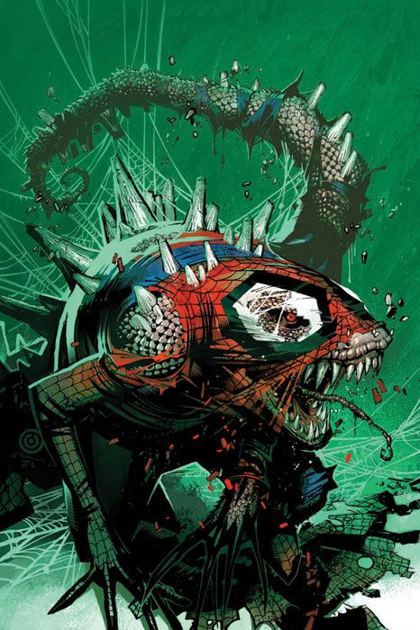 Amazing Spider-Man #632 Cover