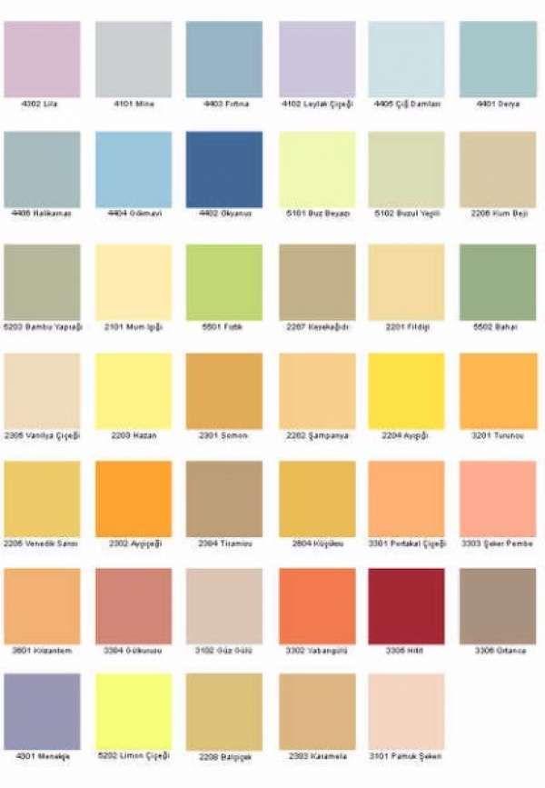 En Populer Marshall Boya Renkleri 5079202 Dekorcenneti Com Boya Renkleri Renkler Yatak Odasi Boya Renkleri