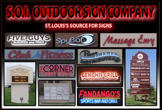 St Louis Sign Company Neon Signs LED Signs
