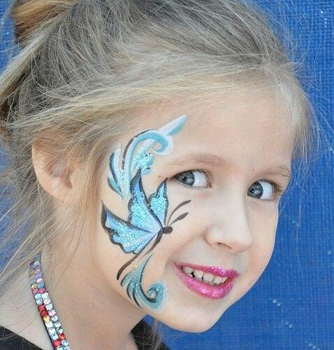 15 best images about face painting on pinterest face for Pretty designs to paint