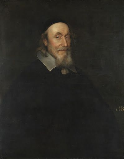 David Beck has depicted the powerful Swedish Chancellor Axel Oxenstierna  (1583-1654) in his later years. At the time of the artist's arrival, the  Chancello...