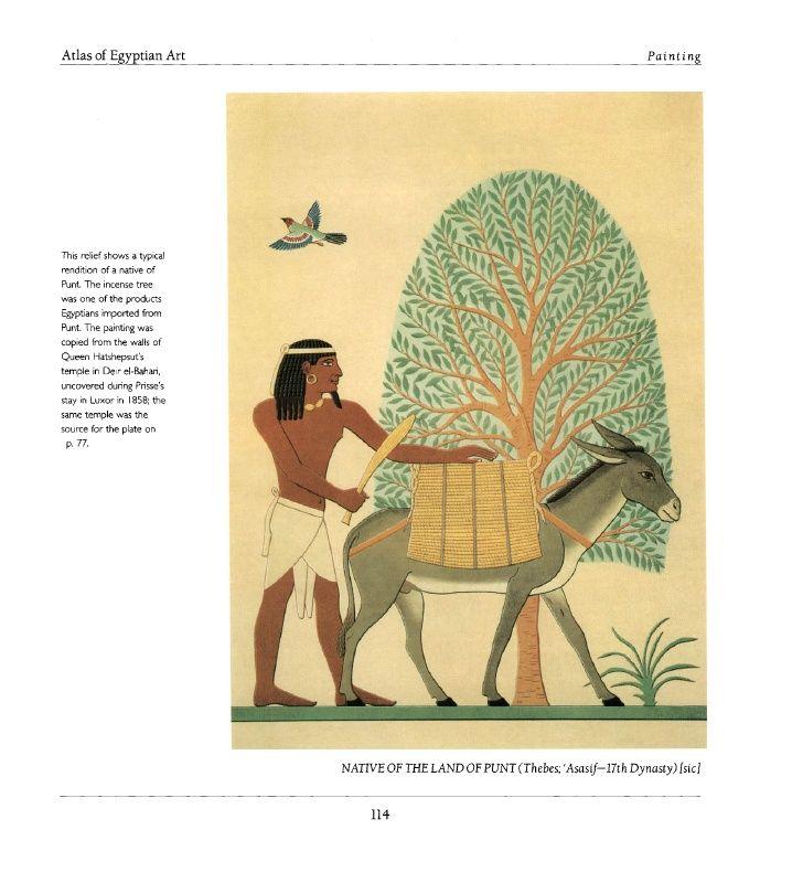 αιγυπτιακή τέχνη