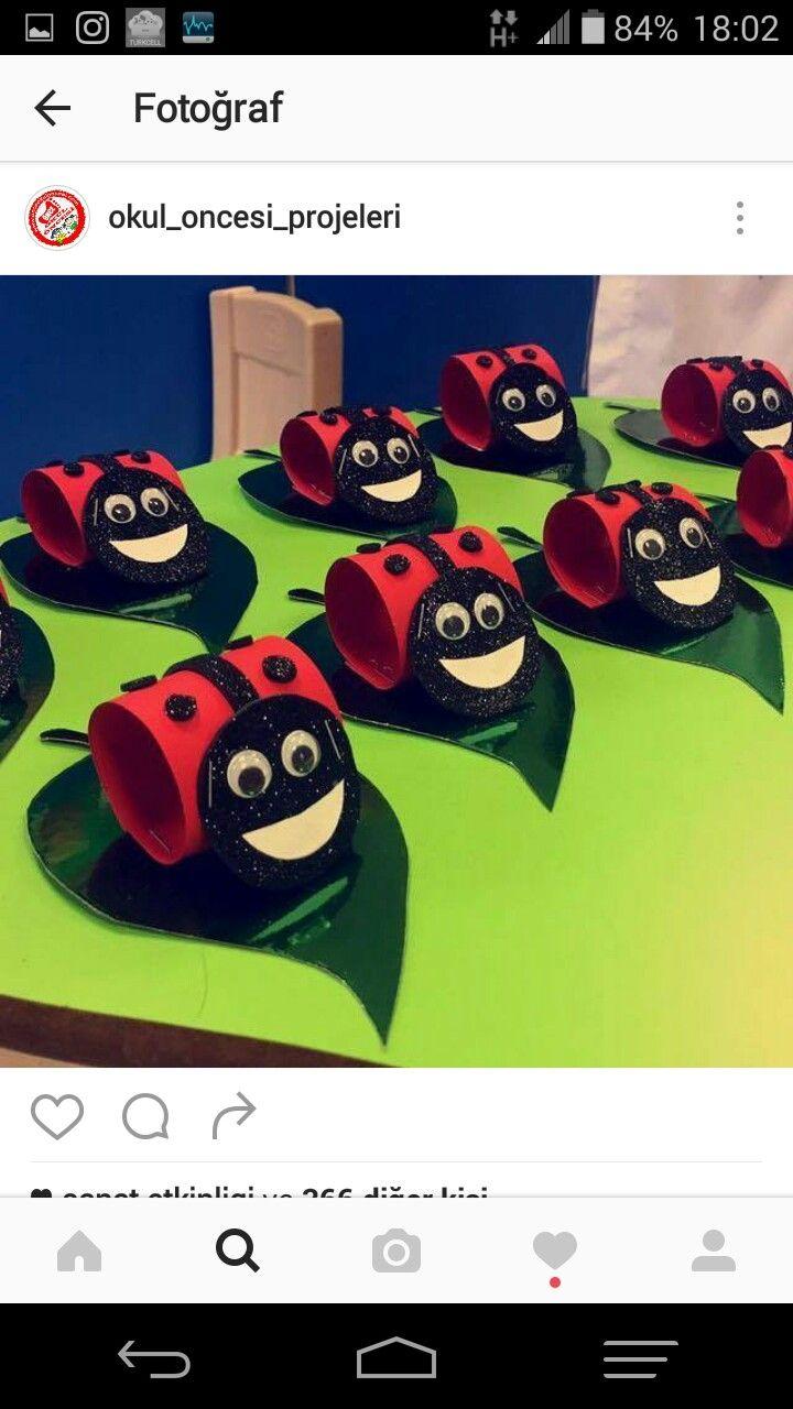 L is for ladybug