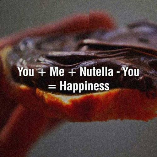 Nutella: My children would eat Nutella toast, Nutella sandwiches, Nutella on a spoon, etc... Exclusively EVERY DAY if I let them!
