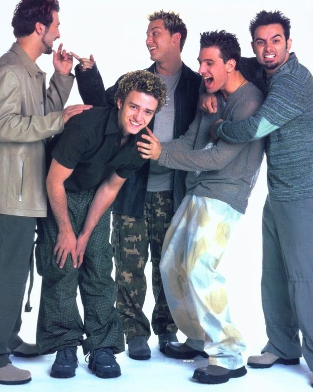 48 Reasons Why The World Desperately Needed An NSYNC Reunion