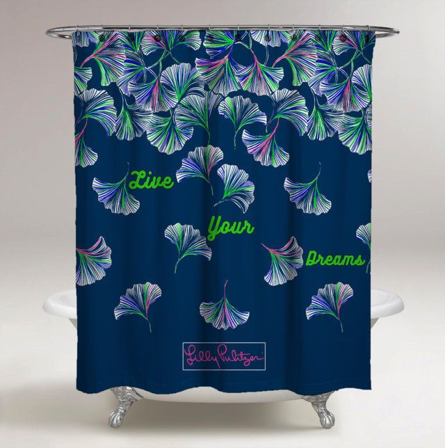 "Blue Tropical Lilly Pulitzer Custom Design Print On Shower Curtain 60"" x 72""  #Unbranded #Modern #fashion #Style #custom #print #pattern #modern #showercurtain #bathroom #polyester #cheap #new #hot #rare #best #bestdesign #luxury #elegant #awesome #bath #newtrending #trending #bestselling #sell #gift #accessories #fashion #style #women #men #kid #girl #birthgift #gift #custom #love #amazing #boy #beautiful #gallery #couple #bestquality #lillypulitzer #tropical"