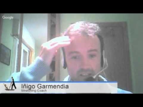 """""""Hablando del SEr"""" con Íñigo Garmendia sobre el estiramiento inteligente (Stretching Coaching) - YouTube"""