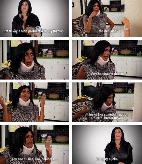 Boring Wives Quites: 32 Best Beauty: Celebrity: Big Ang Images On Pinterest