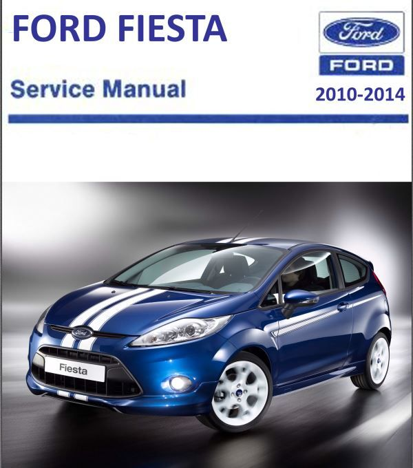 Pin By Procarmanuals Com On Procarmanuals Com Fiestas Ford Manual