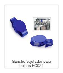 Gancho Sujetador para bolsas HO021