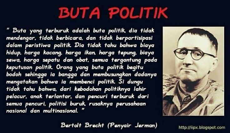 buta politik